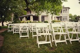 city wedding outdoor ceremony