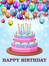 send free let s celebrate with delicious cake happy birthday