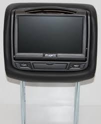 new infiniti qx80 dual dvd headrest video players monitors system