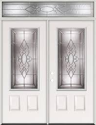 Exterior Door Units Cheap Transom Units Houston Door Clearance Center