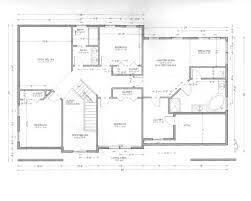 100 bungalow floor plans with basement simple house plans