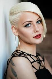 Moderne Frauen Kurzhaarfrisuren by Undercut Frauen Frisuren So Stylen Sie Den Undercut Diy