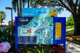 Legoland Map Florida by Why You Should Think Twice About Visiting The Legoland Water Park