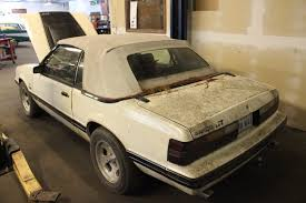 1983 ford mustang parts 1983 ford mustang gt convertible fantomworks