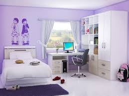 Girls White Desk And Hutch by Home Design Floating Desk With Hutch Made Of Wood In White