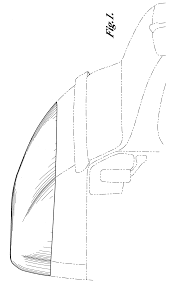 kenworth mississauga patent usd475657 fairing for a truck cab google patents