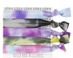 kitsch hair ties rock the kitsch styled hair fashion daily mag
