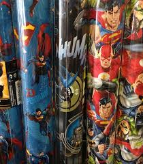 superman wrapping paper wrapping paper roll batman vs superman heroes and more