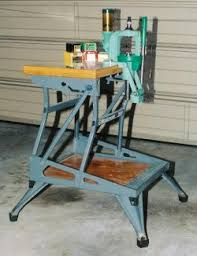 Reloading Bench Plan Portable Reloading Bench U2013free Plans Springfield Xd Forum