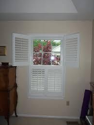 plantation shutters keep top open and keep bottom half close