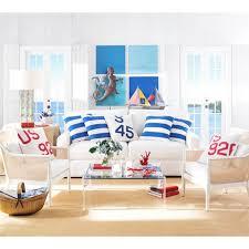 Beach Themed Home Decor Beach Theme Living Room Ideas