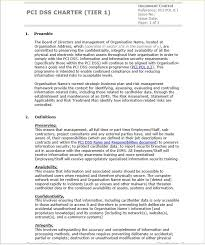 pci dss gap analysis report template how to create your pci dss charter it governance