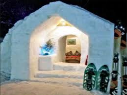 manali warms up to igloo tourism chandigarh news times of india