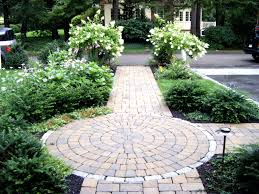 how lay front sidewalk landscaping ideas u2014 bistrodre porch and