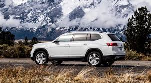 volkswagen atlas white vw atlas allsport and atlas cross sport trademarks could hint at