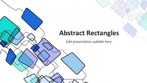 templates powerpoint abstract abstract rectangles powerpoint template powerpoint templates