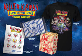 killer klowns from outer space u0027 land at fright rags modern horrors