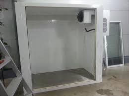 chambre froide professionnel chambre froide vitrée casa flor à 2400 88100 dié des