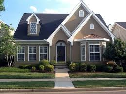 Ideas For Curb Appeal - exterior wall painting ideas for home at trend saveemail step 5
