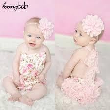 infant girl costumes ruffled flower baby rompers infant girl costumes newborn floral