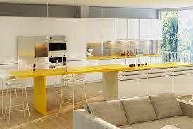 rochon cuisine ma couleur tendance du moment le jaune mon cuisine