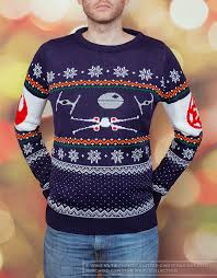 sweater wars wars x wing vs tie fighter unisex knitted sweater