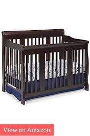 Bertini Pembrooke 4 In 1 Convertible Crib by Mini Crib Mattress Size Best Mattress Decoration All About Crib