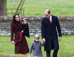 lady charlotte diana spencer prince william and kate take george and charlotte to princess