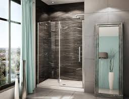 Fleurco Shower Door Fleurco Glass Shower Doors Platinum In Line