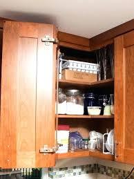upper corner kitchen cabinet ideas upper corner kitchen cabinet organization ideas fanciful home