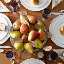 121 best thanksgiving table settings images on place