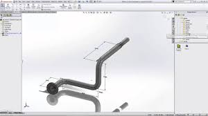solidworks quick tip creating piping spools youtube