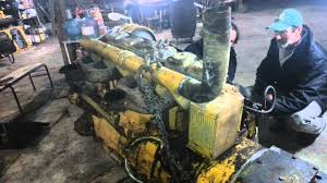 deutz motor 6 cilindros youtube