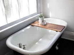 Modern Bathroom Tub Modern Bathtub Tray Walnut Wood Bath Tub Caddy Wooden Shelf