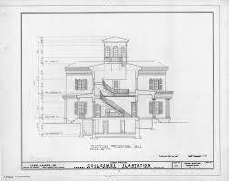 Plantation House Floor Plans Section Cooleemee Plantation Davie County North Carolina Film