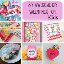 valentines for kids 37 awesome diy school s for kids