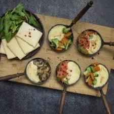 cuisine raclette recette originale raclette revisitée et recettes originales