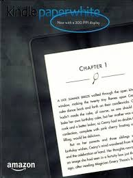 jual kindle paperwhite 3 ads version amazon ebook reader