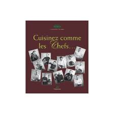 cuisinez comme les chefs thermomix cuisinez comme les chefs livre de recettes pour vorwerk