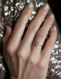 dainty engagement rings 28 delicate engagement rings that ll make you say i do