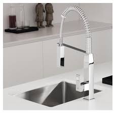 grohe eurocube grohe eurocube pro professional coil kitchen tap appliance house