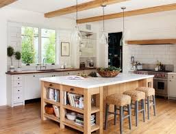 Spray Paint Ceiling Tiles by Rustic Farmhouse Kitchen White Spray Paint Melamine Kitchen Island