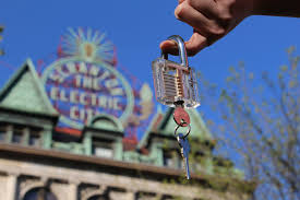 electric city escape holds grand opening of escape room adventure