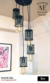68 best edison bulb chandelier images on pinterest chandeliers