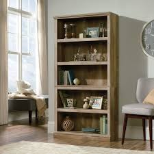 sauder select 5 shelf bookcase 420174 sauder