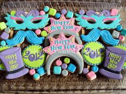 New Year S Cookie Decorating Ideas by 17 Best Images About New Years Eve On Pinterest Cookie Ideas