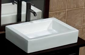 small rectangular vessel sink rectangular vessel sink sinks awesome square bathroom small