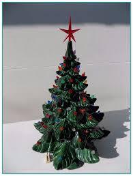 vintage ceramic christmas tree ceramic christmas tree for sale