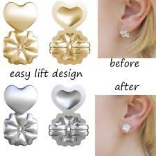 types of earring backs for pierced ears earring fittings ebay