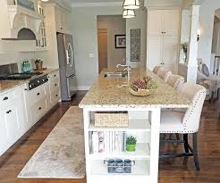 kitchen island with sink and seating kitchen island size for small 5 stools standard of with seating